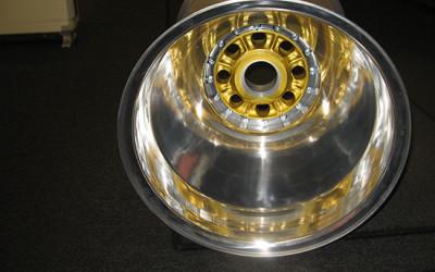 Formula 5000 Aluminium Race Wheel