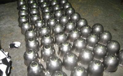 Stainless Steel Hemispheres
