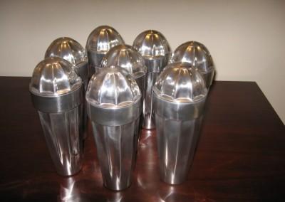 Aluminium Cocktail Shaker