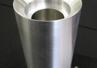 Aluminium Lamp Base