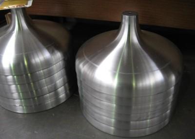 Aluminium Slope Pendant