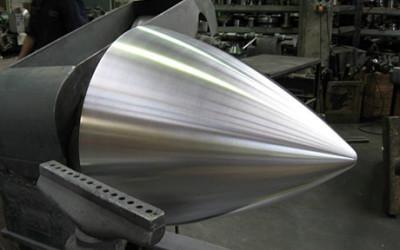 Aluminium Nose Cone