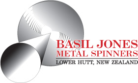 Basil Jones Metal Spinners